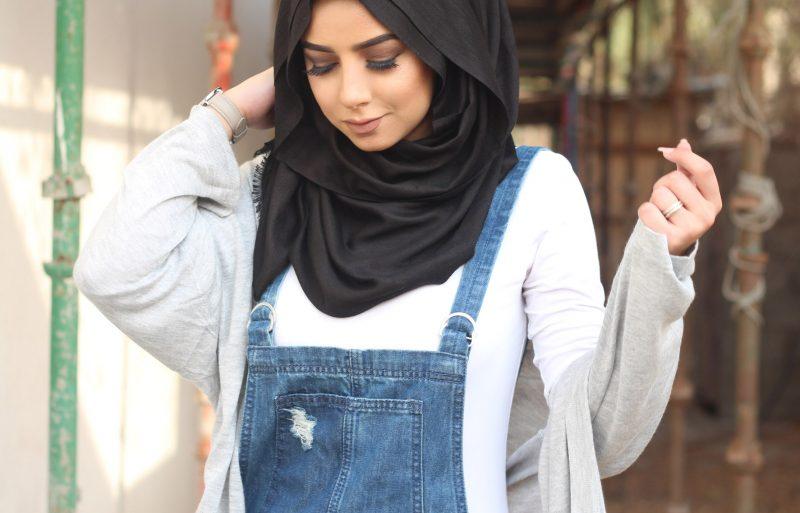 Знакомства хиджаба девушка с